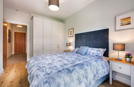 Double bedroom at Occu Abbot