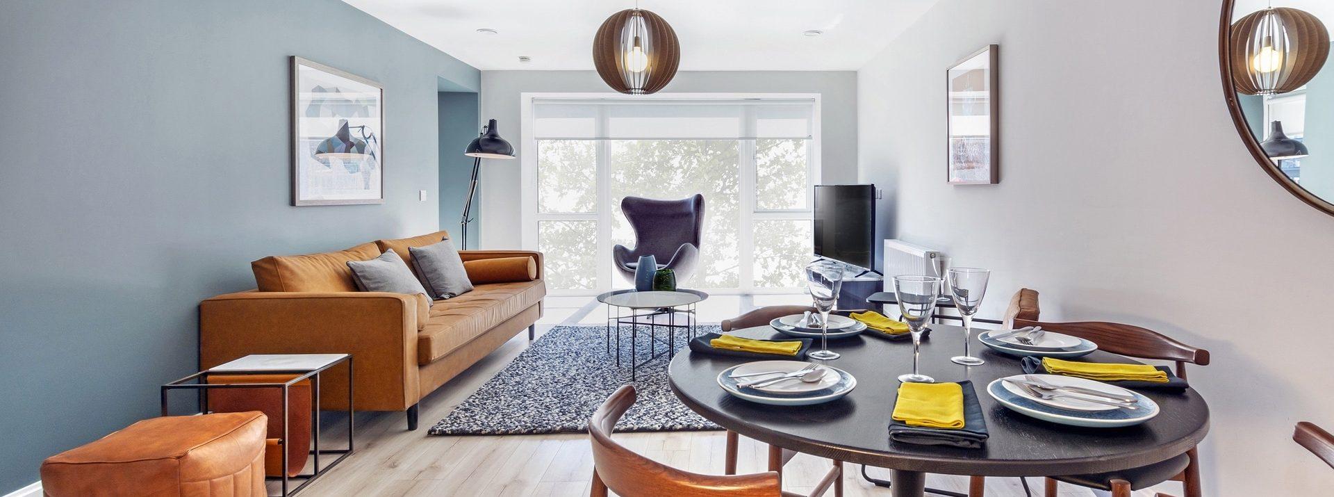 Occu Fairway interior –apartment 75