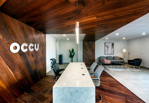 Occu Fairway Reception